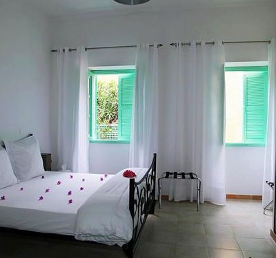 Hôtel Madou, Île de Gorée, Dakar, Sénégal