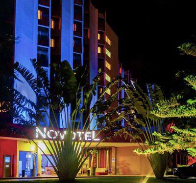 Hôtel Novotel ****, Dakar, Sénégal