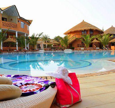Lamantin Beach Hôtel *****, Saly, Sénégal