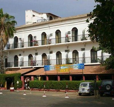 Hôtel de la Poste, Saint-Louis, Sénégal