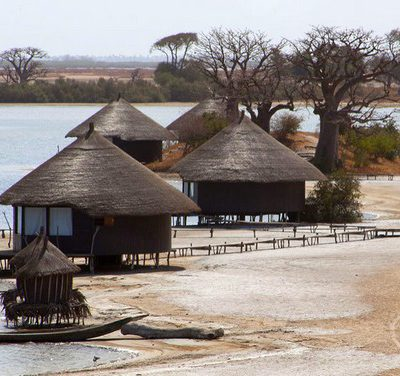 Lodge des Collines de Niassam, Sine Saloum, Sénégal