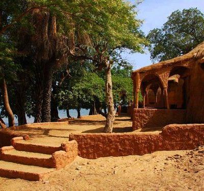 Écolodge de Simal, Sine Saloum, Sénégal