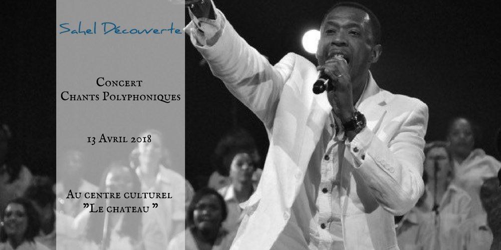 Concert – Chants Polyphoniques
