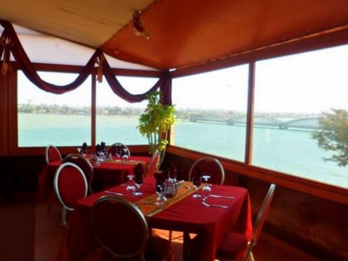 Les Hotels De Saint Louis Du Senegal