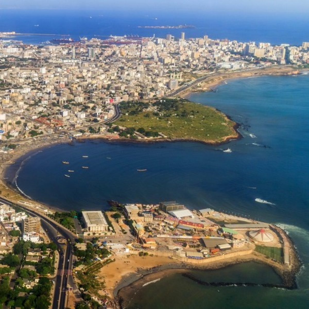 Dakar et l'île de Gorée - Journée
