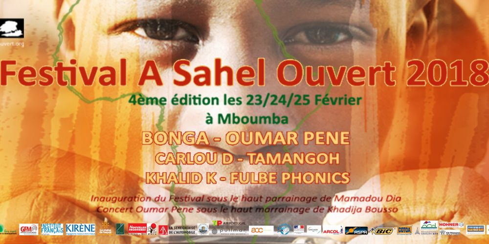 Festival A Sahel Ouvert 4ème édition
