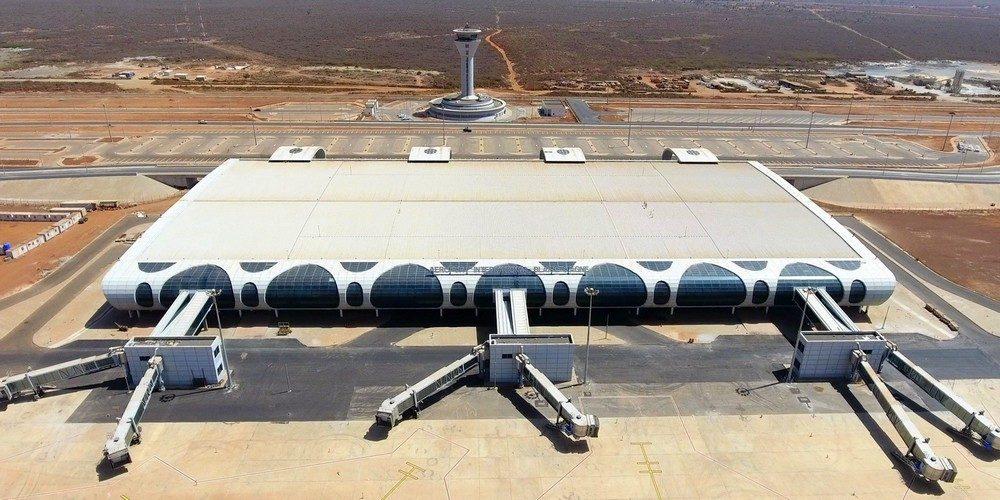 L'AIBD, la nouvelle porte d'entrée au Sénégal.