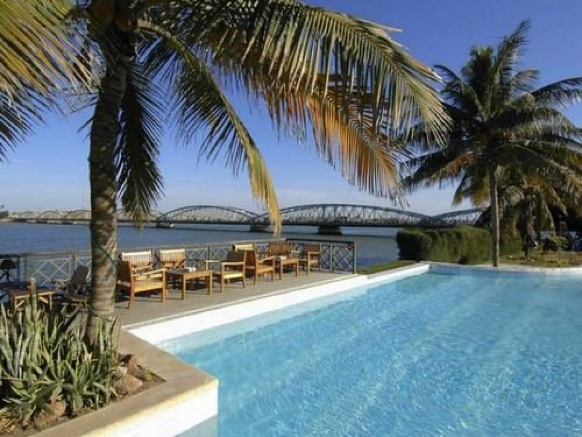 Hotel De La Poste Saint-louis Senegal