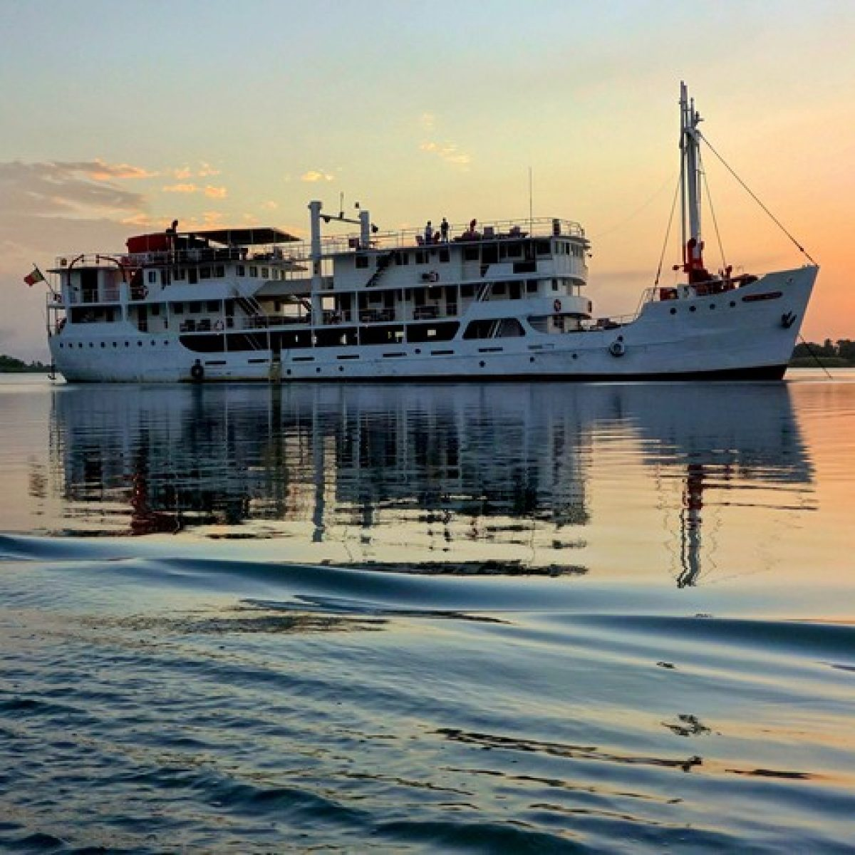 The Cruise of the Bou el Mogdad
