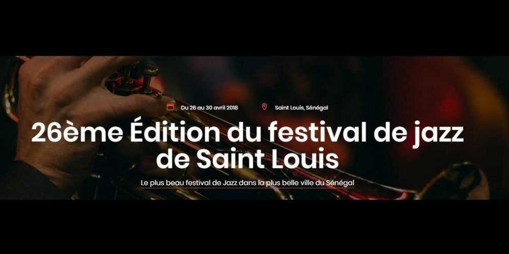 26e édition du Festival de Jazz de Saint Louis.
