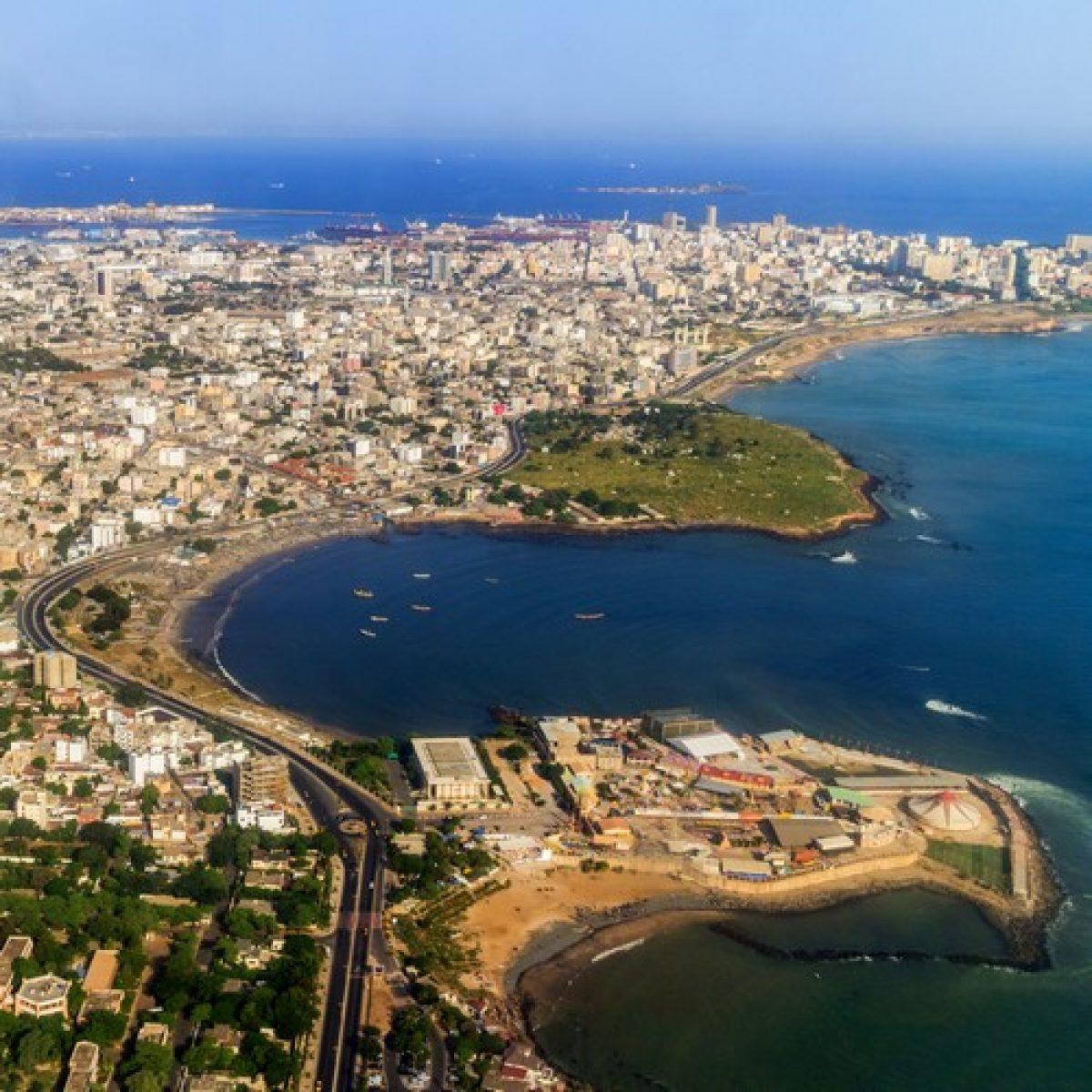 Depuis Dakar