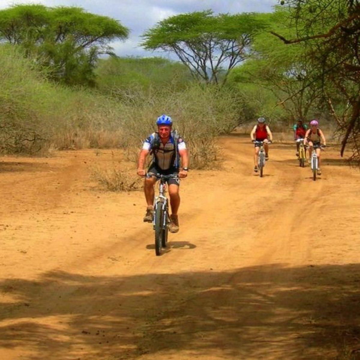 La Savane en Vélo
