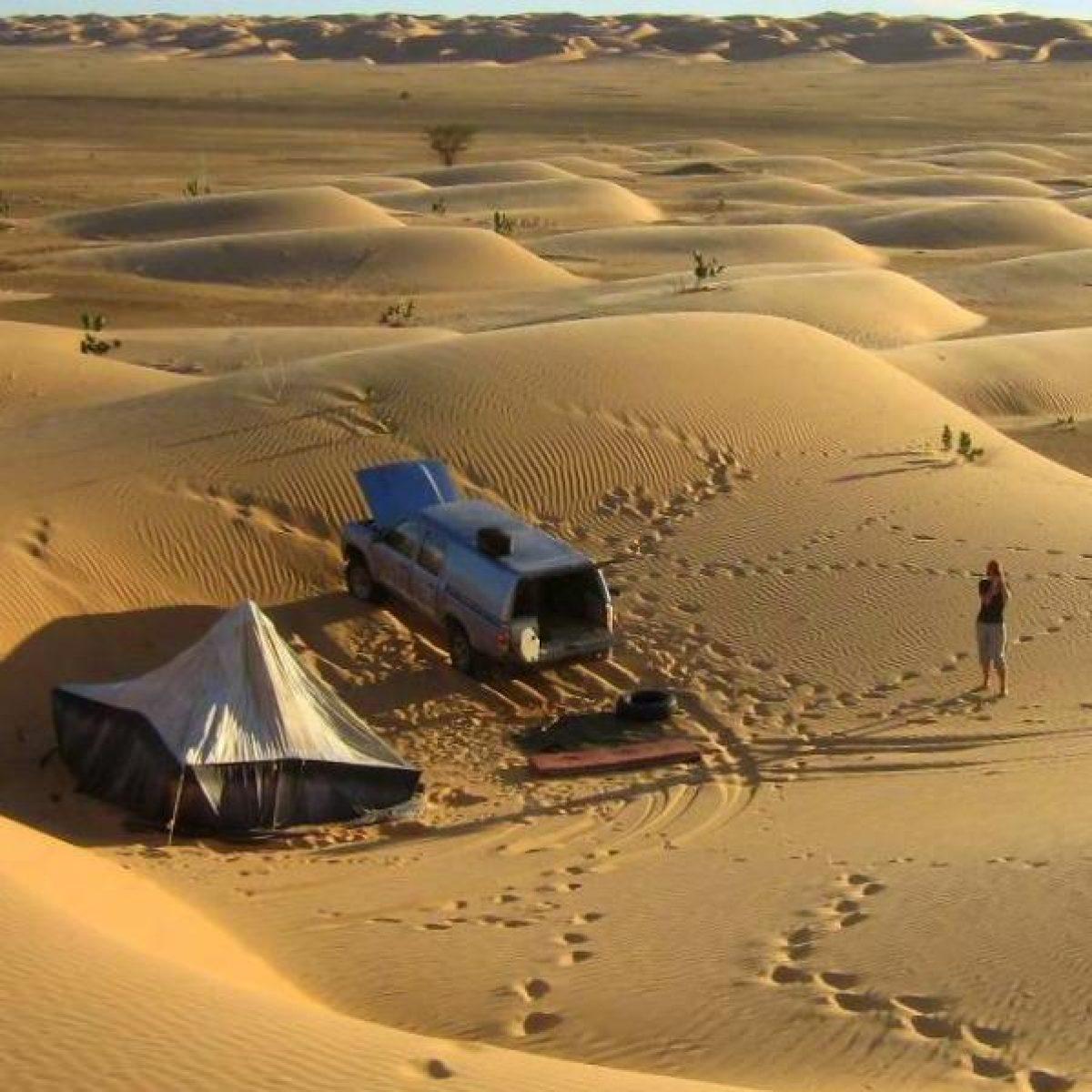 Tres días en Mauritania